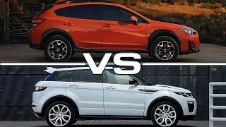 2018 Subaru Crosstrek vs 2016 Range Rover EvoqueSong: Wherever [Rewind Remix Release]Music provided by Rewind Remix https://goo.gl/08ZthIArtist: Atiium