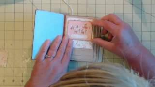 Passport Mini Album Part 2 - Captured Live on Ustream at http://www.ustream.tv/channel/scrapadabadoo-crafts