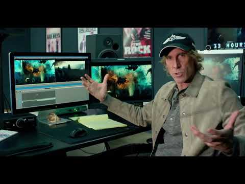 3D - Featurette 3D (English)