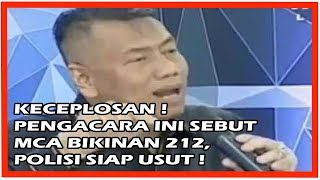 Video Keceplosan! Pengacara Rizieq Sebut MCA Bikinan 212, Mendadak Krik dan Berkelit, Polisi Siap Usut! MP3, 3GP, MP4, WEBM, AVI, FLV Desember 2018