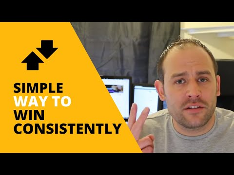 The Simplest Way To Win Consistently
