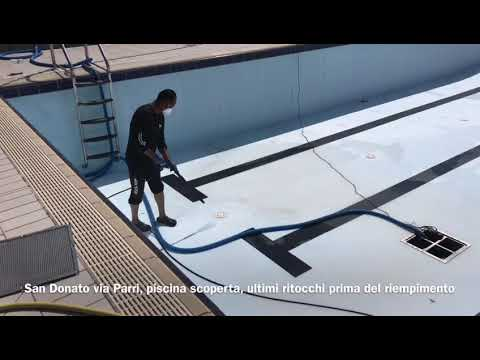 San Donato e San Giuliano, si lavora alla riapertura delle piscine