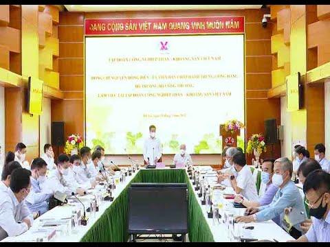 Tập đoàn Công nghiệp Than - Khoáng sản Việt Nam (TKV) Nỗ lực vượt khó