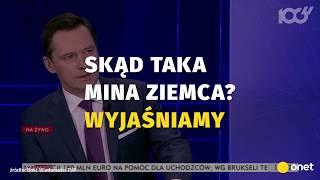 Zmieszany Ziemiec w TVP Info – gość domagał się przeprosin
