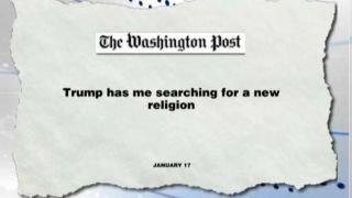 WaPo suffering from 'Trump Derangement Syndrome'?