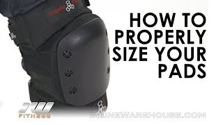 Як вибрати розмір захисту для роликів (англ.)