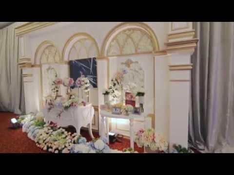 White Pearl Decoration @ Ritz Carlton Mega Kuningan