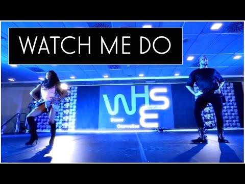 "Meghan Trainor ""Watch Me Do"" feat KK Harris, Yanis Marshall & Nika Kljun | @brianfriedman Choreogra"