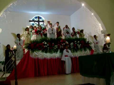 Coroação em Alvarenga-MG