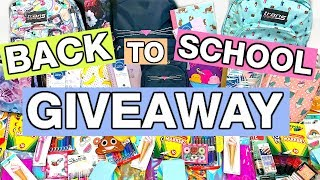 HUGE BACK TO SCHOOL GIVEAWAY 2017SUBSCRIBE! http://bit.ly/LoveEG  Can we get to 12,000 LIKES?Give this video a thumbs up if you love it and don't forget to SUBSCRIBE! http://bit.ly/LoveEG Back to School Giveaway Shopping vlog https://youtu.be/82dQxVJE_bgOUR STORE - http://www.MadisonandMallory.comVlogs - ►► http://youtube.com/TeeAndEss📓 Back to School Giveaway 📓➜YOUTUBE* Must be subscribed to our channels:eleventhgorgeous ➜ http://bit.ly/LoveEGhttp://youtube.com/TeeAndEss* Leave a comment telling us what you're excited about for fall and include your twitter or instagram username so we can contact you.➜ TWITTER* Follow us http://twitter.com/11thGorgeous *Click here to tweet - http://ctt.ec/6H1bJ➜ INSTAGRAM*Follow us http://instagram.com/eleventhgorgeous*Follow us http://instagram.com/madisonandmallory*Be active by liking and commenting on photos.🎒 Giveaway ends August 20th 🎒There will be four winners and you can enter multiple places. The youtube winner will have first choice of items from the giveaway. One winner will be chosen from twitter, and two will be chosen from instagram. One of the instagram winners will receive school supplies and the other will receive a $250 gift card to http://madisonandmallory.com.OUR YOUTUBE CHANNELS:►► http://youtube.com/eleventhgorgeous►► http://youtube.com/TeeAndEss►► http://youtube.com/CheapToChicSOCIAL NETWORKStwitter ►► 11thGorgeousfacebook ►► eleventhgorgeousinstagram ►►eleventhgorgeoussnapchat ►► tracyandstefWatch YouTube AD Free ►► http://bit.ly/1Q9sXq9Wanna send us something?Send it here:eleventhgorgeousPO Box 70121Tuscaloosa, AL 35407Business Inquiries:Business@eleventhgorgeous.com*Some links in our description are affiliate links and if you choose to use them we get a small commissionIf you're reading this be sure to leave a comment with the words I LOVE BACK TO SCHOOL SUPPLIES in it. It'll be our secret! And don't forget to give this video a Thumbs Up! :)We're Tracy and Stefanie, two sisters who love to share our passion for affordable makeup and fashion with the world. Some of our favorite videos include unboxings, makeup hauls, fashion hauls, morning routines, monthly favorites, DIYs, hacks and more! Be sure to subscribe so you don't miss a video! ►► http://bit.ly/LoveEGVV