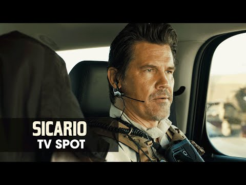 Sicario (TV Spot 'No Boundaries')