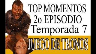 """Análisis detallado y explicado del 2 º episodio de la temporada 7 de Juego de tronos """"Stormborn"""" - Game of thrones por Serialys."""