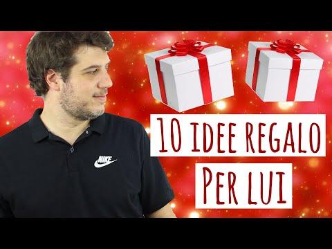 10 Regali di Natale per LUI (la 9 è geniale)