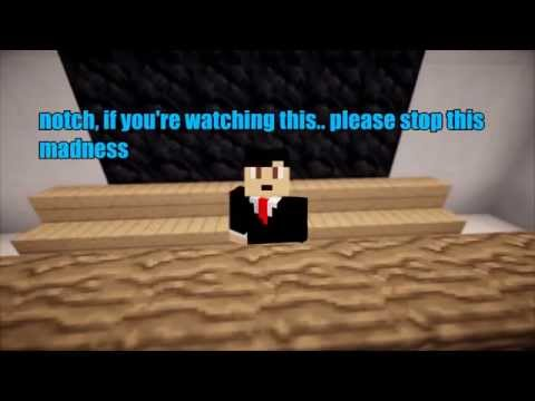 Minecraft Machinima // Как СТИВ стал скином по умолчанию //