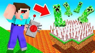 I SPAWNED *UNLIMITED* CREEPERS (Minecraft)