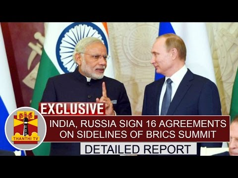 EXCLUSIVE-India-Russia-sign-16-agreements-on-sidelines-of-BRICS-summit-Detailed-Report
