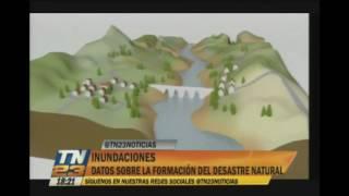 Inundaciones: Datos sobre la formación de un desastre natural