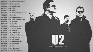 Video Best Of U2  - The Best Of U2 Collection U2 Rock Songs Playlist MP3, 3GP, MP4, WEBM, AVI, FLV September 2019