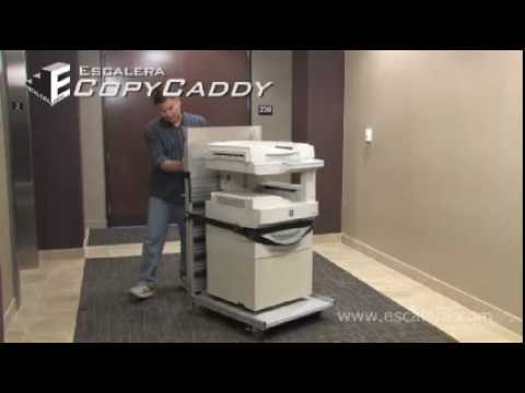 Escalera PHOTO COPIER DOLLY – Part 2
