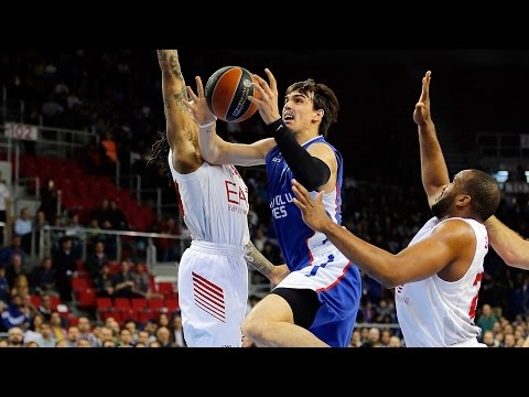 Highlights: Top 16, Round 13 vs. EA7 Emporio Armani Milan