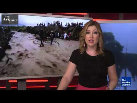 Supplies Arriving in Haiti, But Problems Worsen After Hurricane Matthew   The Weather Channel Videos