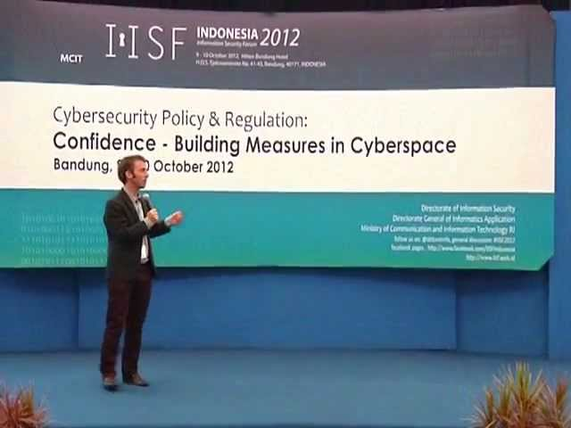 Security and Privacy on Cyber Space (IISF 2012)