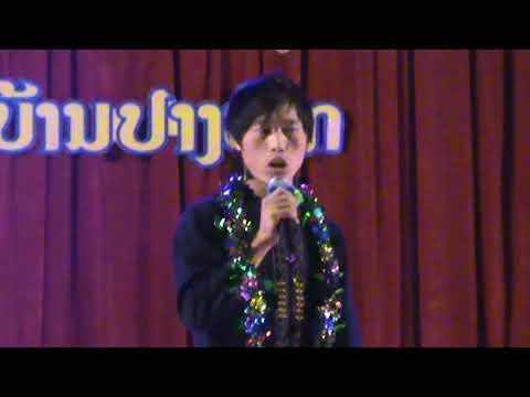 ntsiag txias muas,  paj huam Hmong poob nyiaj rau tuam txhab (видео)