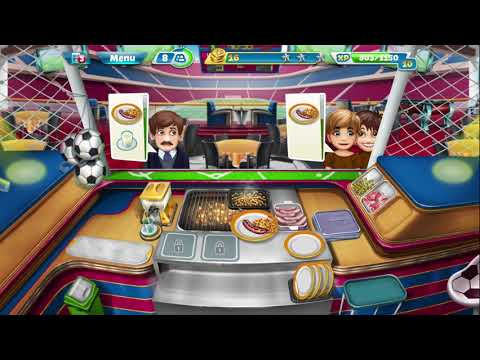 Cooking Fever Game Play Part 1