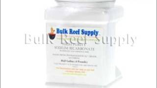 BRS Bulk Alkalinity Supplement Demo
