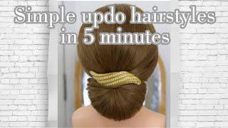 Video Elegant but Simple Hair-do : ทรงผมเรียบหรูออกงาน MP3, 3GP, MP4, WEBM, AVI, FLV Desember 2018