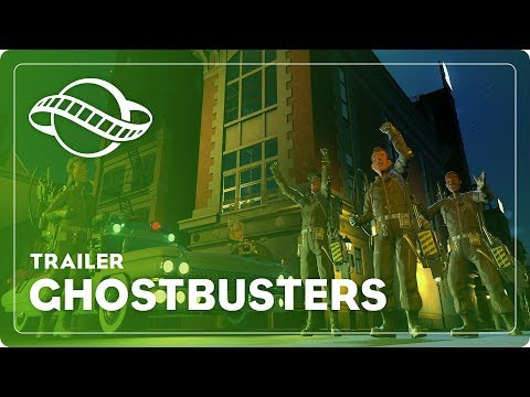 Planet Coaster: Ghostbusters | Launch Trailer