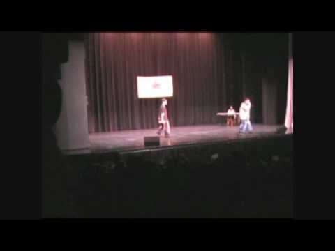 Satanist Lord Lhus booed off stage (Christian talent show FAIL!)