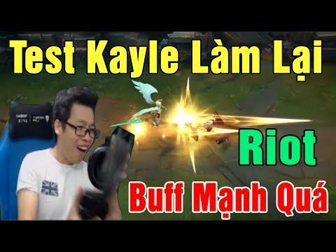 Test Kayle Làm Lại - Riot Buff Quá Mạnh | 1 vs 5 Team Bạn GG - Trâu best Udyr - Thời lượng: 17 phút.