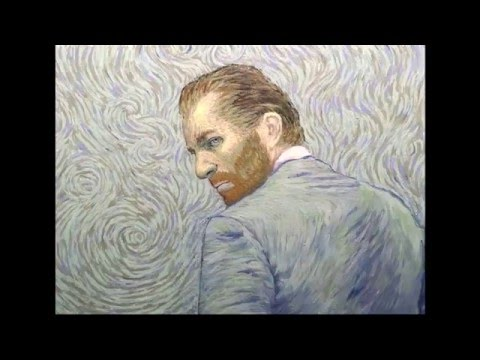 Watch the Trailer for This Vincent Van Gogh Animatic Biopic Made Entirely Out of Oil