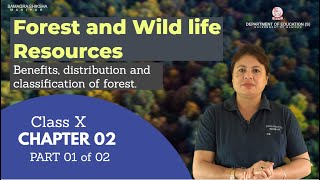 Chapter 2 Part 1 of 2 - Forest and Wildlife Resources
