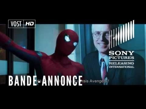 Spider-Man : Homecoming - Bande-annonce version longue - VOST
