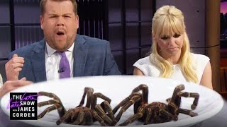 Video Eating Bugs with Anna Faris, Tituss Burgess & Chef David George Gordon MP3, 3GP, MP4, WEBM, AVI, FLV Juli 2019