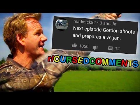r/Cursedcomments · not the vegans!