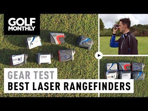 Best Laser Rangefinders   Gear Test   Golf Monthly