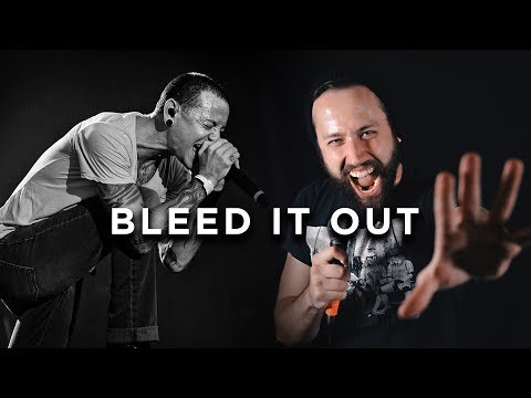 Linkin Park - Bleed It Out ~ Jonathan Young & Travis Carte