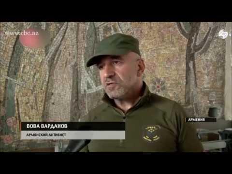 АРМЯНСКИЙ АКТИВИСТ ПРИЗЫВАЕТ НАКАЗАТЬ РОССИЮ - DomaVideo.Ru
