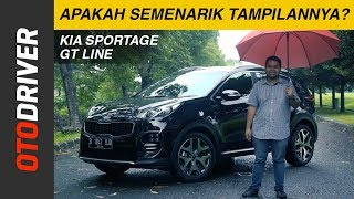 Video KIA Sportage GT Line 2018 Review Indonesia | OtoDriver MP3, 3GP, MP4, WEBM, AVI, FLV Februari 2018