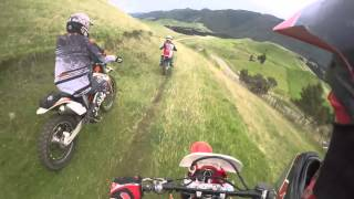6. A crf230 is anything but slow