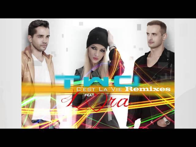 TWO ft. Lora - C'est La Vie (Electric Pulse Remix Extended) [Lyrics Video]
