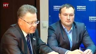 Единая Россия получает явное большинство мест в областной Думе шестого созыва