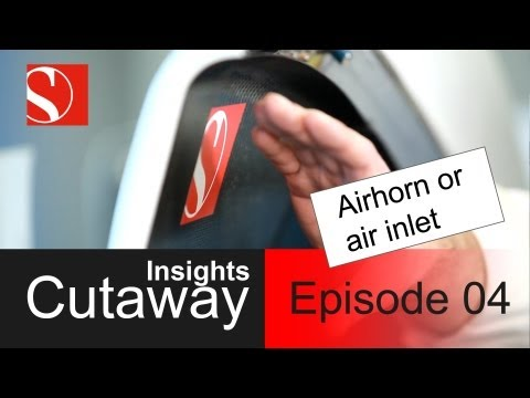 sauber - Welcome to episode 4 of our Cutaway Insights series! In each of these 15 'shorties', we will pick one particular car part or subject and Chief Designer Matt ...