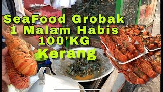 Video Seafood Grobak De Kosim Omset juta'an / kepiting , lobster kerang MP3, 3GP, MP4, WEBM, AVI, FLV Mei 2019