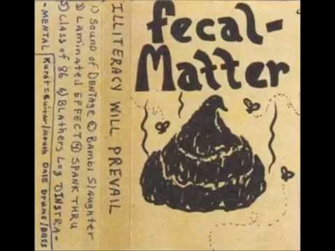 6. Fecal Matter - Punk Rocker