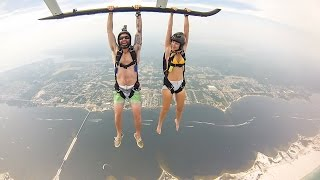 Video Navarre Beach Helicopter Jump MP3, 3GP, MP4, WEBM, AVI, FLV Agustus 2017