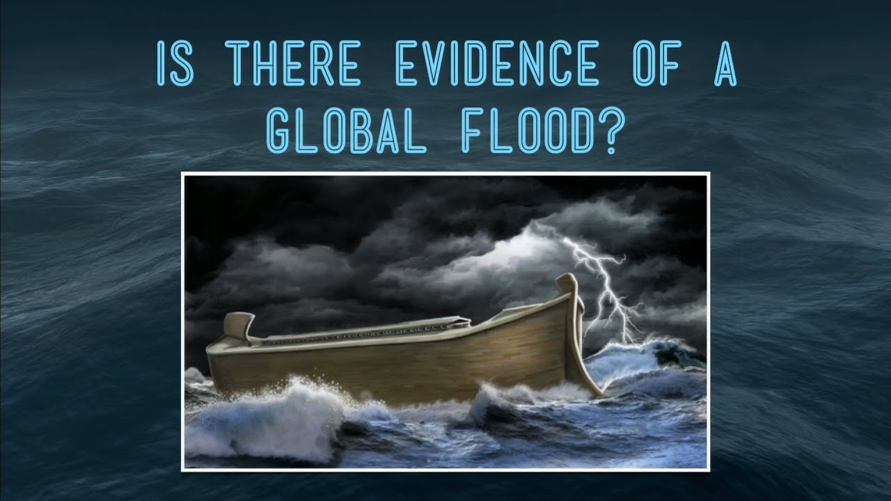 Is There Evidence of a Global Flood? with Dr. Georgia Purdom